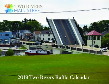 Two Rivers Raffle Calendar now available!